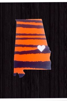 "Sweet Home ""Auburn"" Alabama Decal.  on Etsy, $12.00"