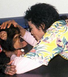 ♥ Michael Jackson ♥ & Bubbles