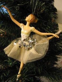 BALERINA - BALETNICA ozdoba choinkowa Ballet, Christmas Ornaments, Holiday Decor, Home Decor, Dancing Girls, Xmas Ornaments, Homemade Home Decor, Christmas Jewelry, Ballet Dance