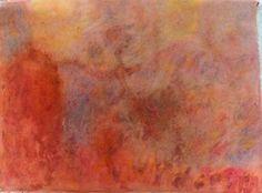 Mère de l'arbre Neem Terre-Mère (Painting),  55x45 cm by MAriska MA Veepilaikaliyamma Mère de l'arbre Neem, Terre-Mère et Mère de la lune croissante couleurs naturelles, tissu coton  Neem Tree Mother, Earth Mother and Waxing Moon Mother