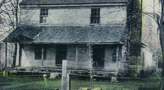 The strange haunting of Bell Witch Cave in Tennessee is grounded in fact.