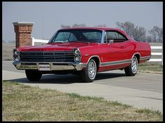 1967 Ford Galaxie 7 Liter Sports Package #Mecum #Indianapolis