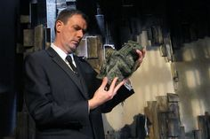 """Stage adaptation of """"The Call of Cthulhu"""" 