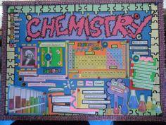 chemistry bulletin board