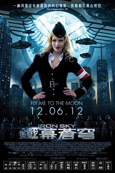 Movie Poster - Iron Sky