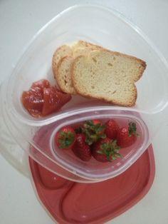Simple pero nutritivo y sobre todo delicioso. en Facebook La Hora del Lunch EC