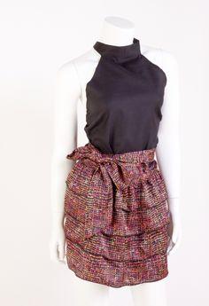 Dress Inspired Apron www.annperrydesigns.com