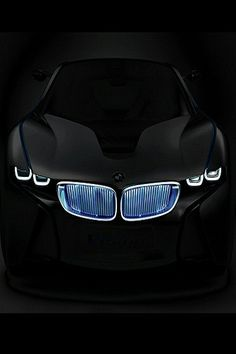 Hot as ice ...... Need you say more ?!! Black and blue BMW greatness