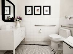 51+Cool+Black+And+White+Bathroom+Design+Ideas