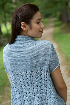 Ravelry: Derby pattern by Susan Mills knit in Classic Elite Yarns Sanibel.