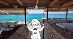 Huele a veranito... ¿Qué tal una escapada a Ses Illes? Hay un restaurante con unas vistas fantásticas al mar en Formentera, ¡para quedarse ahí para siempre! Apunta: Es Molí de Sal.