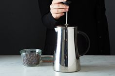 how many scoops in double insulated bodum french press - Google Search