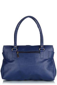 Fashion My Day : Formal Blue HandBag