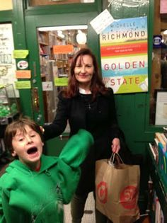 Golden State book launch at Green Apple