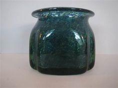 Benny Motzfeldt grønn med bobler - Selges av lillepernille fra Oslo på QXL.no. 12 cm høy, 15 cm i diameter I fin stand.