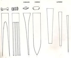 how to make paper beads template - Google Search