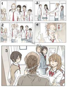 Manga Anime, Anime Couples Manga, Cute Anime Couples, Otaku Anime, Manga Art, Anime Art, Anime Drawings Sketches, Funny Anime Pics, Image Manga