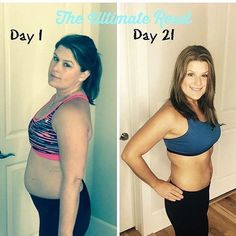 STOP YOUR SCROLL and give my girl a virtual high five!!! SO my friend Whit just finished the #ultimatereset. And her results straight KILLED IT. This was one of my favorite programs ever and she agrees!! It's a complete mind and body change!!! but HOLY shit these are amazing results in 3 weeks!! #transformationtuesday