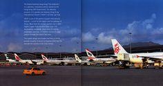 https://flic.kr/p/pc3ktS   Hong Kong International Airport, Airport Authority Hong Kong Annual Report 2001-02_3, China   tourism travel brochure   by worldtravellib World Travel library
