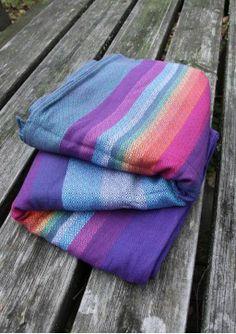 Double Rainbow Purple - Diamond