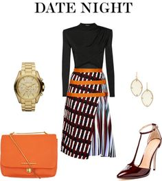Chic date-night look!