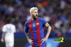 ميسي يسجل الرأسية الـ22 له مع برشلونة