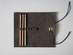 pencil holder ~ jennarosehandmade