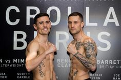 REAL COMBAT MEDIA UK: Crolla – Burns weights from Manchester, England
