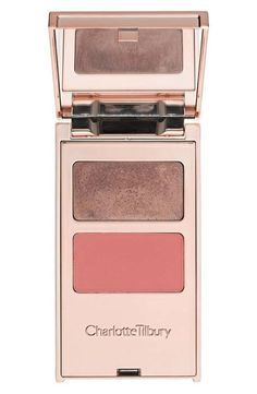 YB Loves: The Perfect All-In-One Palette from Charlotte Tilbury, with an eyeshadow and a cream blush