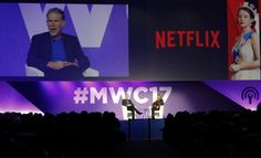 Netflix CEO shows friendly face to telcos at top mobile fair Reed Hastings, Netflix India, How To Plan, Sayings, Concert, Face, Usa, Lyrics, Concerts