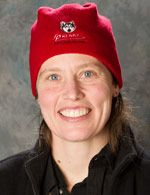 Aliy Zirkle - Musher Details - 2013 Iditarod - Iditarod      Took second place.  I probrably could not have finished!