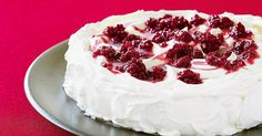 There's nothing like an Aussie pav and this classic recipe is right on budget!