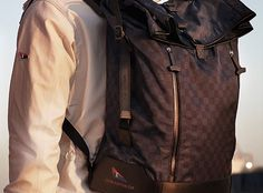 Louis Vuitton Cup 2012 Damier backpack