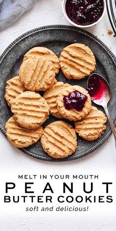 Peanut Butter Cookies #peanut #peanutbutter #cookies #neimanmarcus