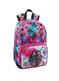 Mochila Descendants Dragon #Disney #LosDescendientes #Descendants #backpack #SS16