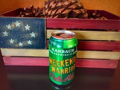 Karbach Brewing Co: Weekend Warrior Pale Ale | Brewed in Houston, TX