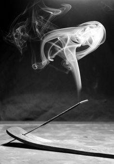 Incense Shoot Freeze Motion
