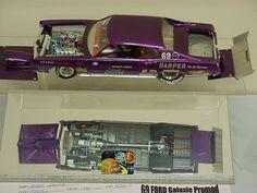 69 Ford Galaxie race car