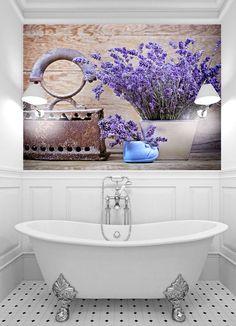Styl retro w łazience cieszy się ostatnio ogromną popularnością.