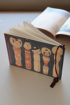 Journal - Kokeshi Doll (Takei Takeo)