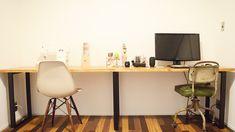 Furniture, Interior And Exterior, Room, Tiny Home Office, Interior, Corner Desk, Home Decor, Office Desk, Desk