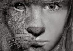 O Mundo Invisível de uma Mulher: I am as you see me...