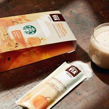 OMG you can get these on ebay! I am so happy.  3 Starbucks VIA Pumpkin Spice Ready Brew Instant Coffee Latte 3 Packs15 servings