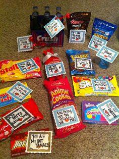 Polka dots, flip flops & novels: (mostly) Candy Free Valentines Ideas (Part 2)