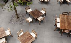 Paver 60x60x2 Grey, use for all outdoor areas