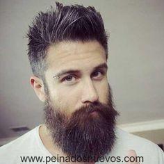 Totalmente Fresco de la Barba y el Pelo Estilo
