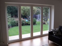 4 Things About White Bifold Doors You Have To Experience It Yourself Interior Sliding French Doors, Sliding Patio Doors, Folding Doors, Interior Barn Doors, Sliding Glass Door, Exterior Doors, Glass Doors, French Doors With Sidelights, Upvc French Doors
