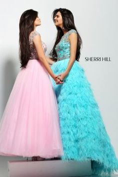 That dress on the left >>>