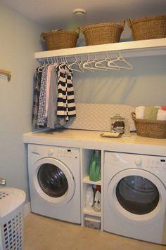 Loundry room diy renovation on a budget (24)