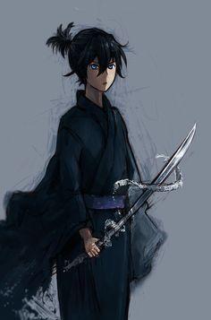 Noragami : Yato by zoklock.deviantart.com on @deviantART